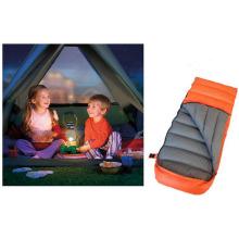 Modèle de camping plein air sac de couchage canard