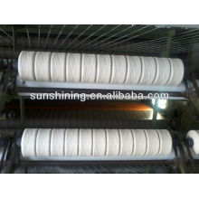 100% 250TEX / 1 reines NZ Wollgarn rohweiß für Teppich