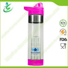 24oz Бутылка для воды Infuser для 2015 года Новый материал Tritan