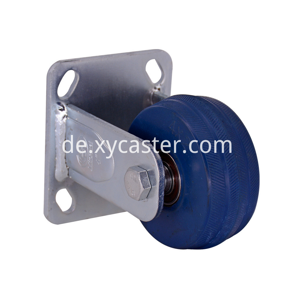 4 Inch Fix Wheel With Iron Core