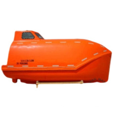 SOLAS F.R.P. fire proof totally enclosed lifeboat marine freefall life boat