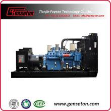 Silent Diesel Motor Mtu Power Generaor Genset