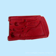 Red Flocking Blister for School Supplies