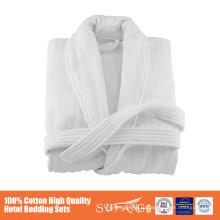 быстрый-сушка подогретым халаты,длинные рукава махровый халат для западного человека,