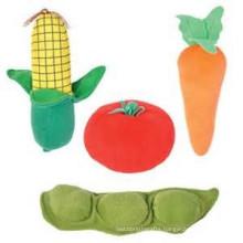 Customized OEM ! vegetable plush toy