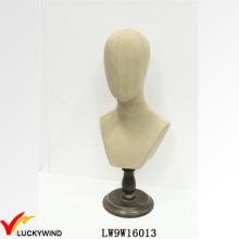 Atacado Handmade Retro Vintage Mannequin Head Stand