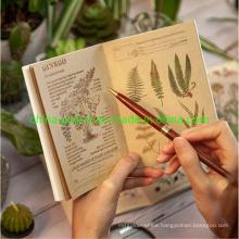 Flower Plants Printing Design DIY Scrapbook Notes Pad