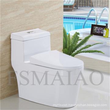 Sanitary Wares Plumber Bathroom Siphonic One Piece Toilet (8104)
