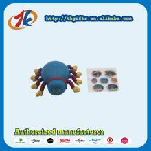 China fornecedor de plástico Mini Wind Up Toy Aranha