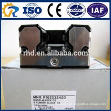 Peças CNC Rexroth Bloco Runner R162232420 Bloco linear de trilhos de guia