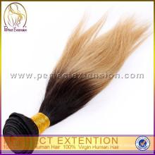 Продать лучший рождественский настоящему человеческие волосы окрашенные два тон волос ткать
