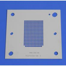 Base Plate Copper Particle Positioning Fixture Grille piece