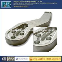 Kundenspezifische Hochpräzisionsguss- und CNC-Bearbeitung von Autoteilen