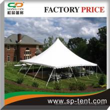 Fabrik Preis verwendet Outdoor-Event pvc 18x36m einzigen Pole Zelt billig