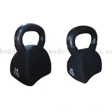 OEM Gym Cast Iron Dumbbell Kettlebell for Body Building