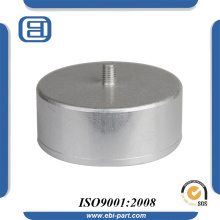 Custom Electrolytic Capacitor Aluminum Housing Manufacturer