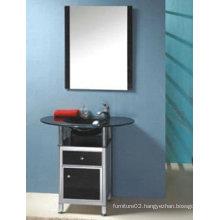 Standing Glass Bathroom Furniture
