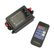 DC12V-24V 11key LED Wireless remote Controller For LED Single Color Strip
