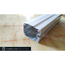 Aluminium-Schienenprofil für Vorhang-Blinds mit Deep Processing