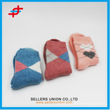 Super Warm Terry Lady thermo socks wool material