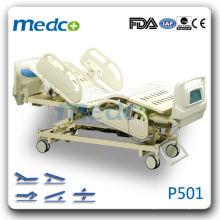 P501 Lit électrique hospitalier normal avec échelle