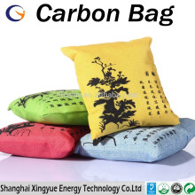 Air purification 50g/100g/200g/300g/500g acitvated carbon bag Original Equipment Manufacture(OEM)