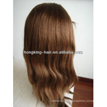 cheap indian remy human hair wig, full lace cap