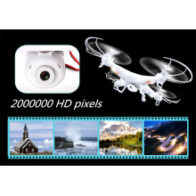 2015 New Product! 4CH 2.4G 6-Axis RC Quadcopter by Left Hand White