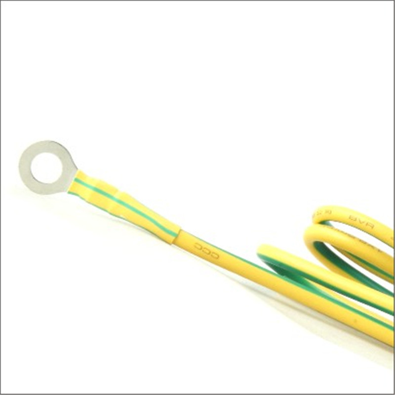 Yellow Green Shrink Sleeve