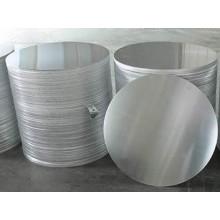 1060 1050 1100 3003 Círculo de folha de alumínio amplamente utilizado em panelas