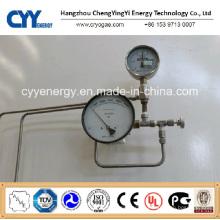 Tank Differential Pressure Levelmeter Liquidometer Gauge
