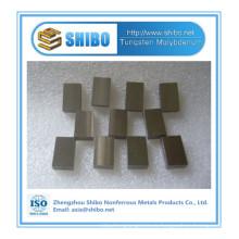 Шибо Звезда продукт высокой чистоты 99.95% молибдена блок с оптовой ценой фабрики