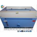 Fábrica de fornecimento de CO2 tubo de vidro mini máquina de gravação a laser (GS9060) com alta velocidade de corte