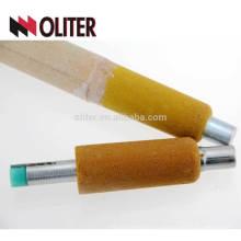 Industria de la fundición baja en ppm y alta temperatura de medición de líquidos de acero fundido y sonda de oxígeno para la fabricación de acero
