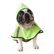 Wasserdichter PU-Hunderegenmantel Poncho
