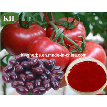 Prevenção do Câncer Natural 10%, 20%, 30% Extrato de Tomate Licopeno