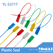 Безопасное пластиковое уплотнение с металлическим замком (YL-S371T)