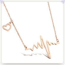 Joyería de moda de acero inoxidable collar colgante de moda (nk296)