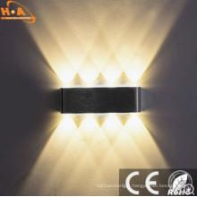 IP33 Two Light Color Modern Bar Wall Lamp