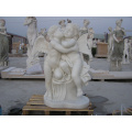 White Marble Little Angel Statues For Sale