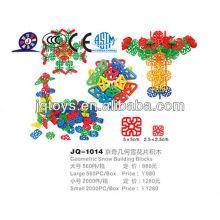 JQ1014 Дети Просвещать Модель Кирпичный Блок Pieces Игрушка