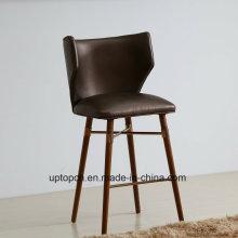 (СП-HBC438) ресторан Мебельная кожа Луи барные стулья для продажи