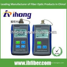 Mini-Optical Power Meter FPM-380 e fonte de luz Mini-Optical FLS-390