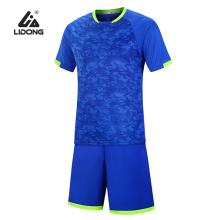 Custom Sublimation Football Shirt Marker Soccer Jersey