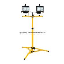 1000 Watt Halogen Standlight Portable Work Lighting Fixture
