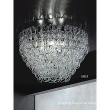 New Style Modern Glass Ceiling Hotel Lighting (763C3)