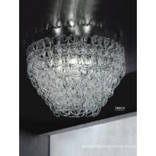 New Style Modern Glass Ceiling Hotel Lighting (763C3)