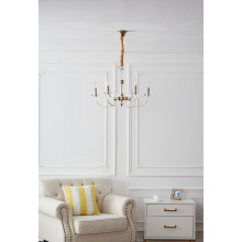 Living Room Project Design Glass Iron Chandeliers
