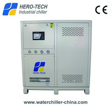-35c 10kw China Manufacturer Scroll Type Water Cooled Low Temperature Glycol Chiller