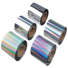 Film d'impression diélectrique composite en aluminium transparent PET